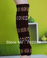 Womns ACRYLIC leg warmers LEG Boot CORVER Sexy Socks AL-176 20 pairs/lot #2459