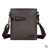 The new men's bags authentic men's small business package men bag men shoulder bag handbag bag leisure aslant