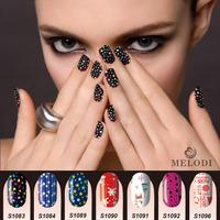 Maternity 2.9 nail art finger stickers nail polish oil film 4