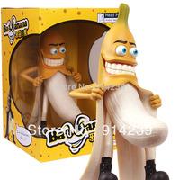 Free shipping Novelty toys Hand-done gift model bad banana man