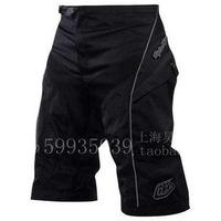 Troy lee designs TLD Moto Shorts Bicycle Cycling shorts MTB BMX DOWNHILL  Motorcross Short Pants  with pad Black
