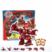 Battle 7 in box Maxus Dragonoid NEW Combined into Massive Battle Monster