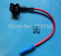 10PCS-(ACN)Add A Circuit Fuse Tap Piggy Back MINI Blade Fuse Holder ATM APM 12v Free Shipping