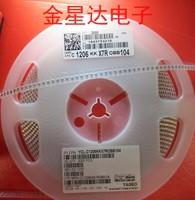 1206 SMD 1000V high voltage capacitor 104 100nF 0.1UF 1KV 1K60 Dollar