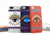 2013 New design KEN Gen 2 eyes Individuation mobile phone covers for iphone5 5G ,with retail package, Free Shipping