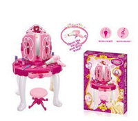 T toys situational toys dressing table dream mirror dresser