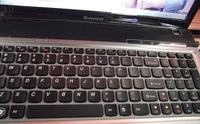 original new Laptop keyboards for  LENOVO Ideapad Z560 Z560A Z565A G570 GRAY keyboards notebook keyboards black US version