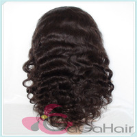 120% Density Glueless Full Lace Wigs With Baby Hair 2# Darkest Brown 10''-24'' Body Wave Free Shipping Wholesaler Price
