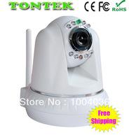 CCTV Camera 720P HD Pan Tilt Dual Audio Night Vision Wireless Wifi  IP Camera TT-540W