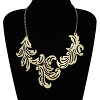 2013 New Layered Bohemian Tassels Fringe Drop Vintage Gold Choker Chain Neon Bib Statement Necklace Fashion Jewelry For Women