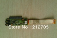 FREE SHIPPING  Original 0M5NXV M5NXV CN- 0M5NXV for DELL Vostro V13 HDD Hard Disk Connector Adapter audio board 100% tested