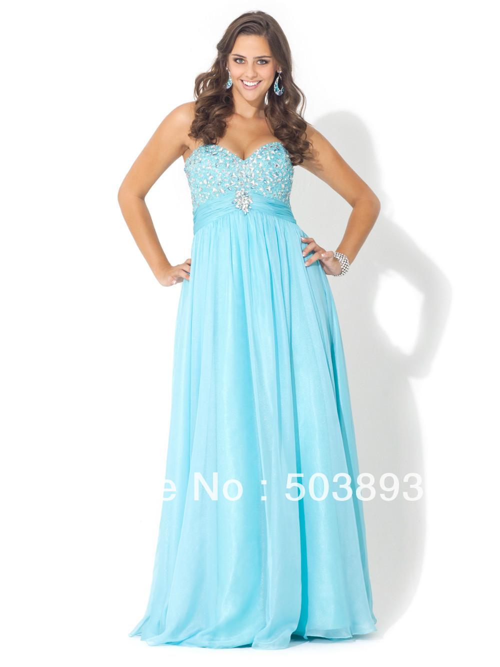 Plus Size Bridesmaid Dresses Light Blue - Junoir Bridesmaid Dresses