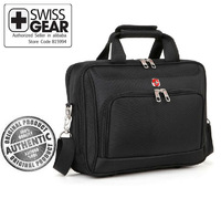 Free shipping 100% Original SwissGear shoulder bag laptop bag for man multi-function business message bag SA2013