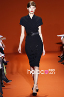 New Fashion 2013 Women Brand Fashion High Quality Elegant A Line Slim Office Lady Pencil Dress