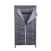 Oxford fabric wardrobe set yc9017 measurement 90 170 45 wardrobe heliosphere