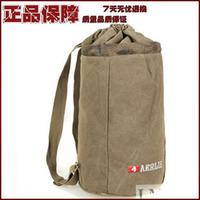 drum  canvas messenger bag sports bag cylinder bucket  Men