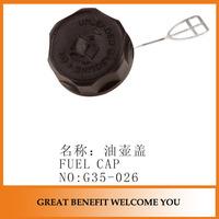 G35 brush cutter fuel cap oil cap