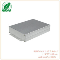 (XDM05-50 114*33*150mm) 1pcs of wall mounting Aluminum enclosures for electronics