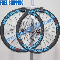 C50 paint 50mm clincher  bike wheels carbon bicycle wheelset carbon powerway Hub+free shipping
