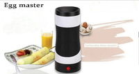 Eggmaster Rollie Egg Master Egg-Sausage Maker for Breakfast, Vertical Grill Free Shipping