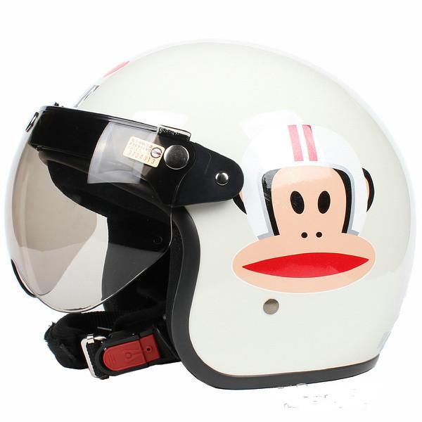 Мода halley evo половина шлем, Электрический