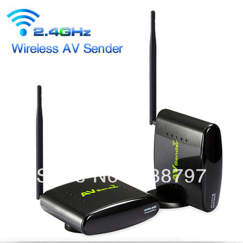 350M 2.4G Wireless AV Sender