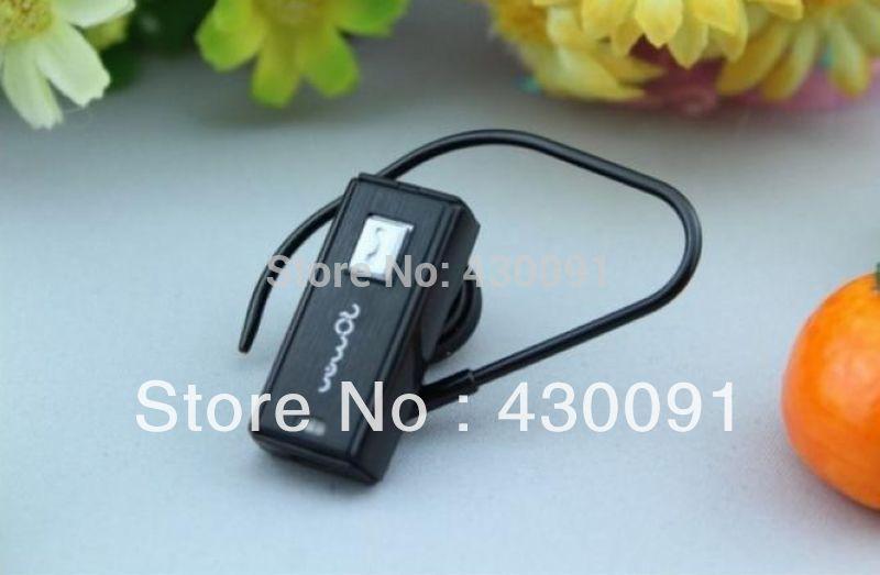 R95 wireless single track Bluetooth earphone ear hook headphone Free Shipping(China (Mainland))