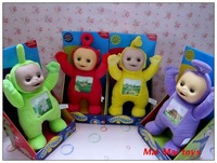 free shipping,2013 news style  Teletubbies doll ,4pcs/set, Teletubbies toys,Teletubbies Stuffed & Plush  rag doll