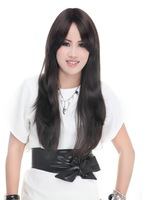 Free shipping, fashion wig Europe and America wig non-mainstream wig