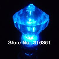 Free shipping Diamond Shape Waterproof LED LightT & LED Work Light & Flashlight;