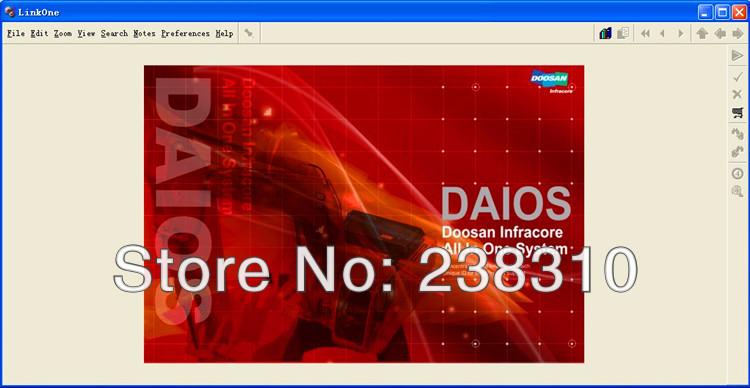 Daewoo doosan погрузчик 2010 epc