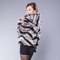 rex rabbit fur coat 2013 rex rabbit trophonema plus size female hooded fur coat fabrics