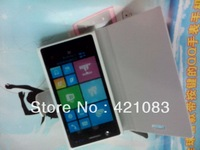 "4.0"" L1020 Mini W1020 Android4.1 MTK6515 Dual SIM Capacitive WiFi Cheap Smart Phone"