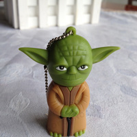 pen drive cartoon Star War 4gb/8gb/16gb/32gb bulk war star usb flash drive flash memory stick pendrive gift free shipping