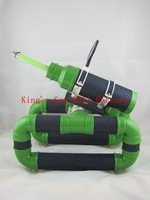 Brand New Green Color Japan Gun Machine Sex Love Machine Masturbation Climax Machine for Female Male Sex Toys Dolls SQ6