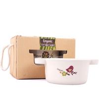 Free shipping Baby bamboo fibre child cup interaural 80g binaural cup owl