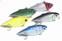 Slowly sink 6 cm 7.8g minnow vib fishing lure fishing tackle bionic bait lure 5 pcs lot