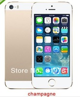 5pcs Champagne Free Shipping Dummy Display Fake Phone Model Non Working for Iphone 5s