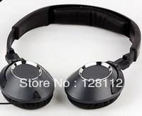 Retail Box black HD218 on-ear headphones stereo hifi headset Dynamic back headband Headphone Gaming earphones Free Shipping