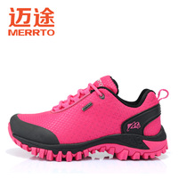 Lovers design light comfortable walking shoes breathable net cotton-made shoes outdoor sneaker m18153