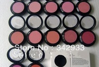 3pcs/lot 2013 New arrival!Free shipping!High quality Makeup brand Blush 10 different color