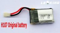 Original Hubsan H107 battery 3.7V 300Mah 25C Lipo Battery fits to U816 U816A  H107 V252 V939 4CH 2.4G UFO Quadcopter