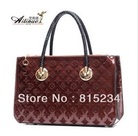 Freeshipping new 2013 women's handbag embroidered women's shoulder bag messenger bag handbag