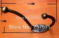 Explosion models hook / Furniture Hardware Antique Hook / wardrobe hook / metal  / super strong big hook