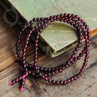 Fashion exquisite natural garnet bracelets elegant unique personality