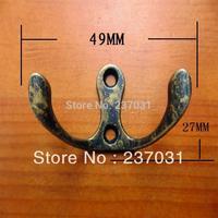 Antique Hook / alloy hook /coat hooks / wardrobe  / thin hooks / wall holes / small