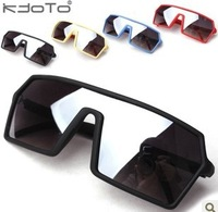Retro Style Women's Men's Oversized Frame Photochromic Frogskin Sunglasses Designer Brands 2013 New UV Protection Free Shipping