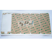 for iphone 5 5G 3M adhesive sticker of LCD touchscreen bracket frame ,free shipping