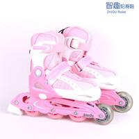 Inline skating shoes apllying adjustable skates roller skates adult child if118