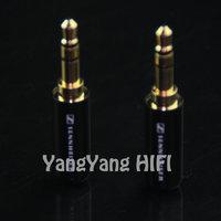 HIFI 3.5MM stereo plug Audio Plug earphones plug